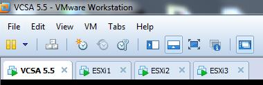 VMware VSAN Lab on Workstation_1