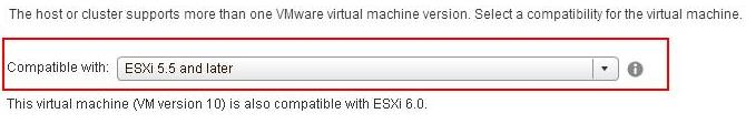 Unable to Power on 64-bit VM's on Nested ESXi Host