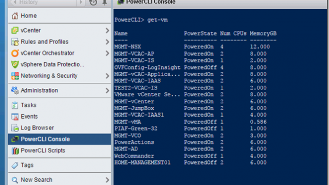 PowerActions for vSphere web Client-5