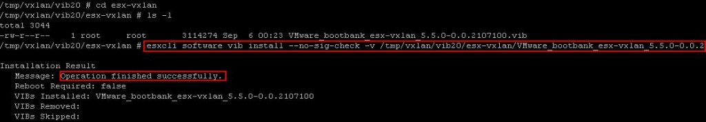 Install NSX VIBs on ESXi Host_3