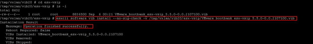 Install NSX VIBs on ESXi Host_4