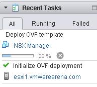 NSX Manager Deployment -10
