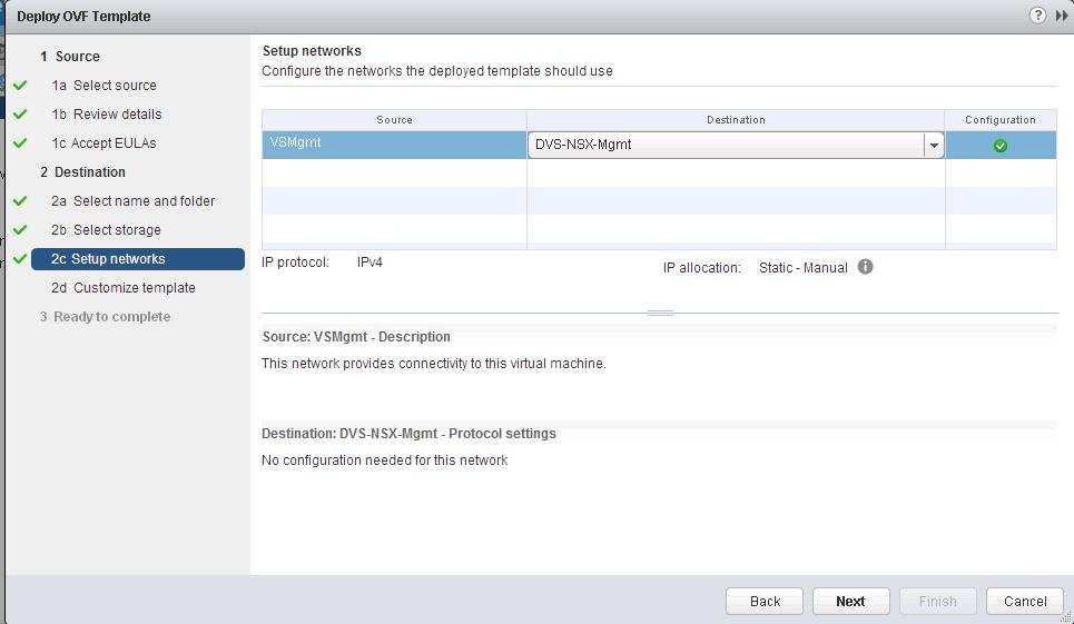 NSX Manager Deployment -5