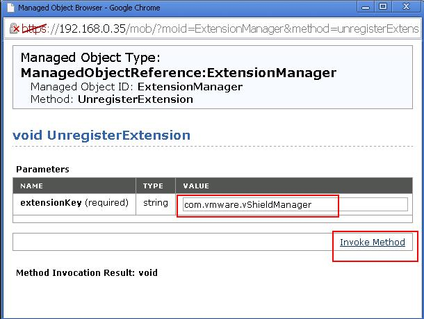 NSX Manager Extension Removal from vCenter_5