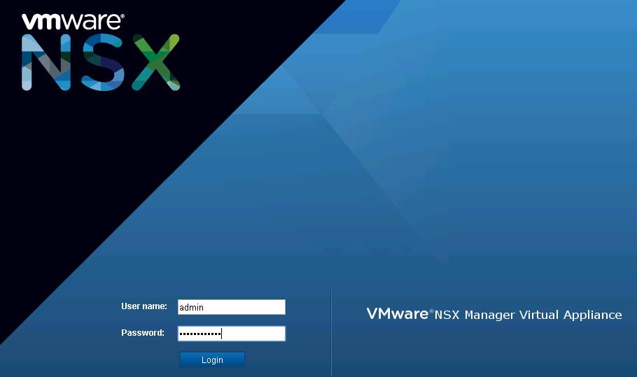 Image result for nsx vmware manager virtual appliance