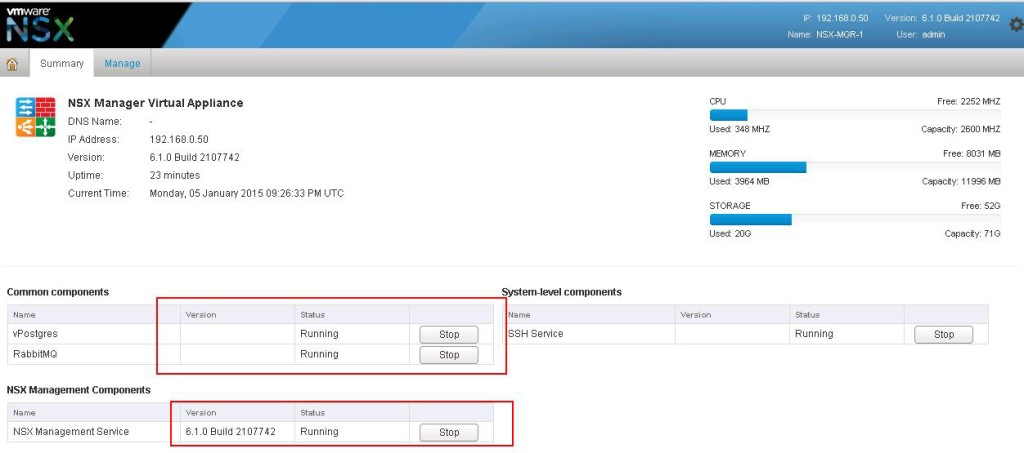 NSX integration with vCenter-3