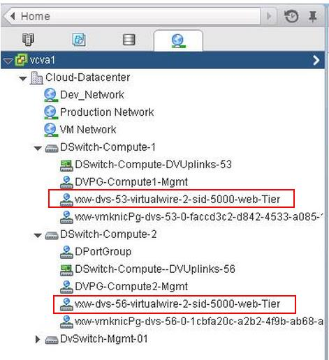VMware NSX-Logical Switch Creation -4
