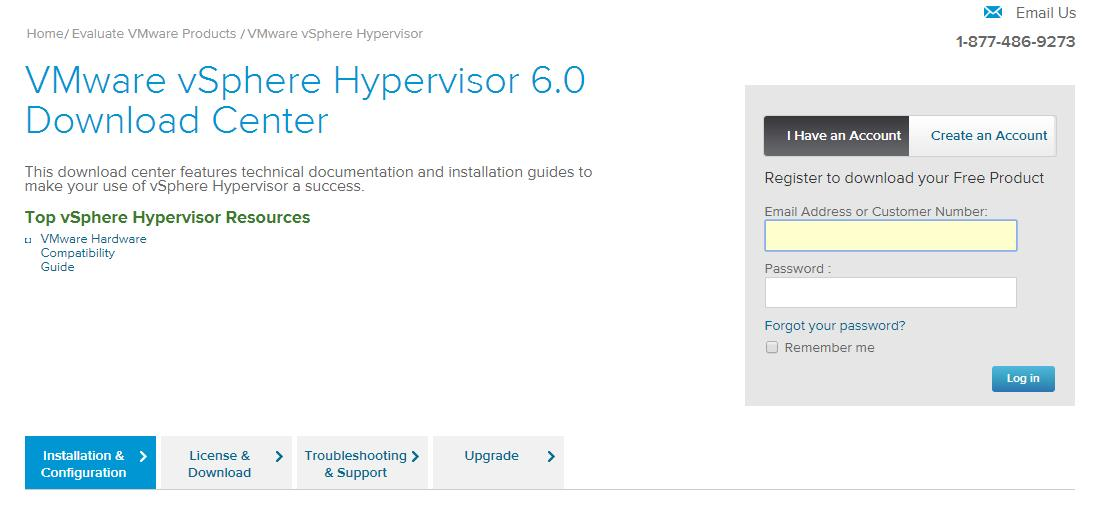 vSphere 6.0 – Download Free ESXi 6.0 License Keys