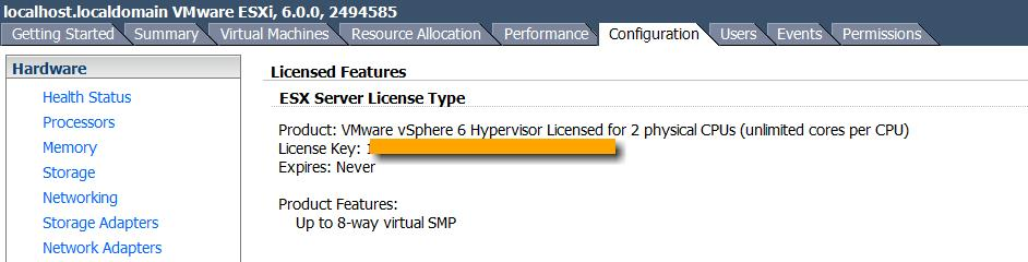 vmware vcenter 6.0 license key crack