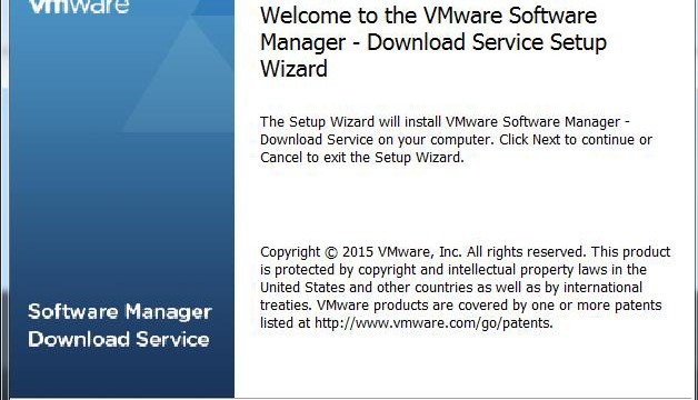 VMware Software Manager- Download VMware vSphere 6.0 Just in a Single Click