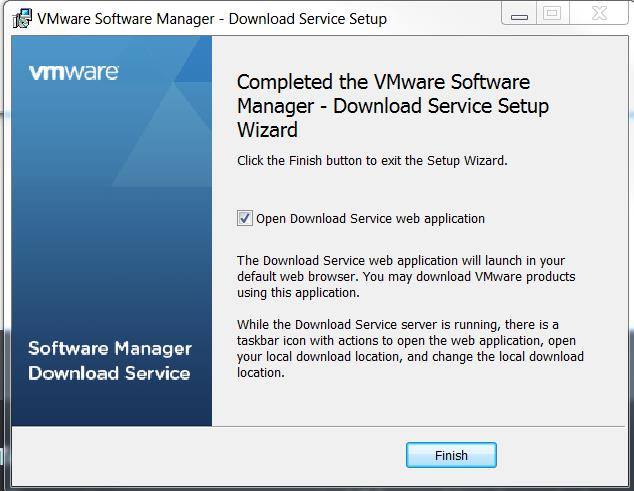 VMware software Manager_5