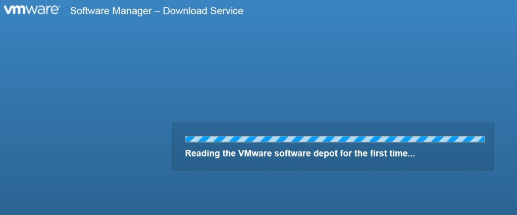 VMware software Manager_7