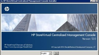 HP StoreVirtual_Management Console_2