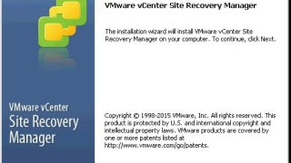 VMware Site Recovery Manager (SRM 6.0) Part 2 - VMware SRM 6.0 installation
