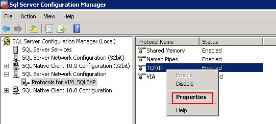Configuring Horizon view Event database_1-min