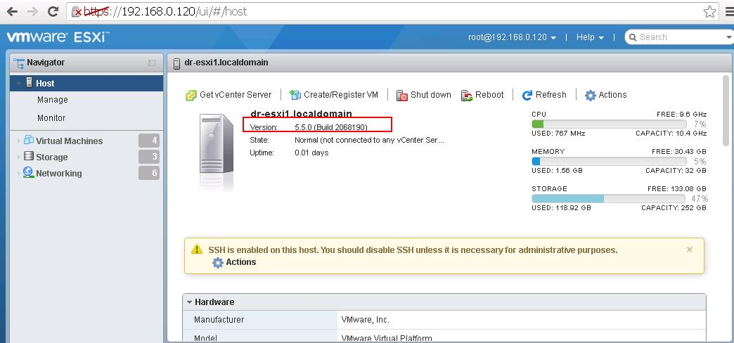 How to Download and Install VMware Host Client utility on