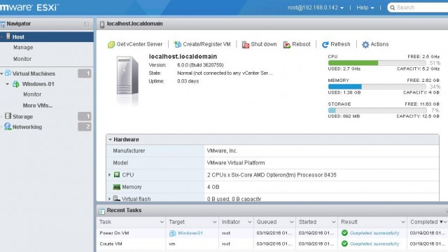 What's New with VMware vSphere 6.0 Update 2?