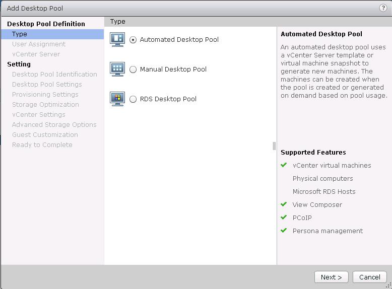 VMware View _Deploying Linked Clones _2