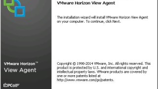 VMware VIew agent in RDS Farm