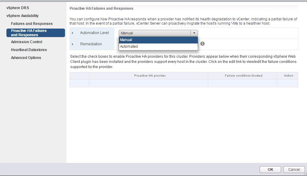 vSphere 6.5 High Availability_Proactive HA_3