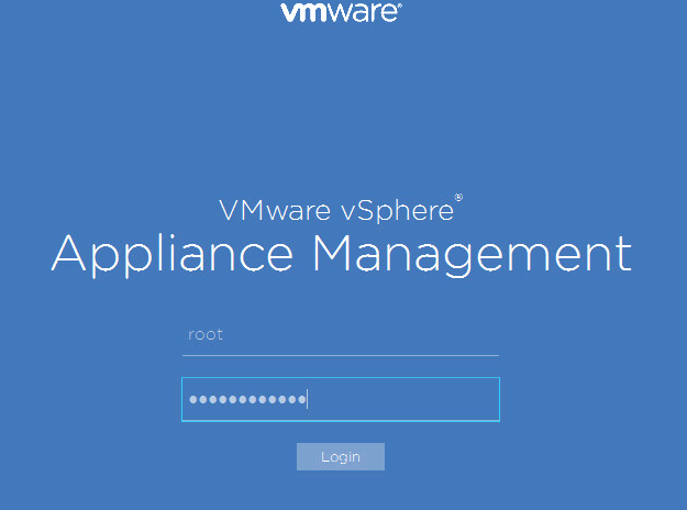 Upgrade vCenter Server appliance 6.5 to vCSA 6.5b _2
