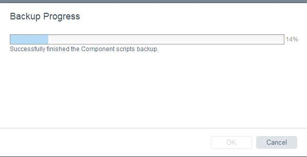 Backup And Restore VCSA 6.5_5