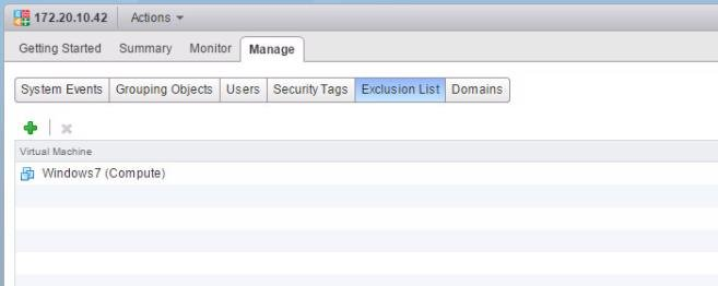 Exclude virtual machines from NSX Distributed Firewall Protection_3