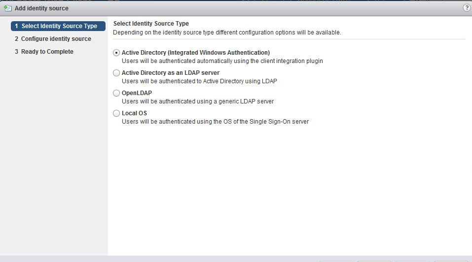 Add Active Directory Authentication to vCenter 6.5_2