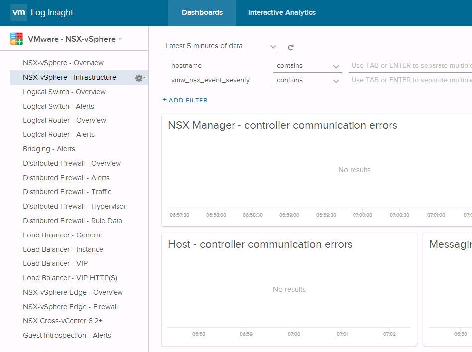 Install the vRealize Log Insight Content Pack for NSX for vSphere_7
