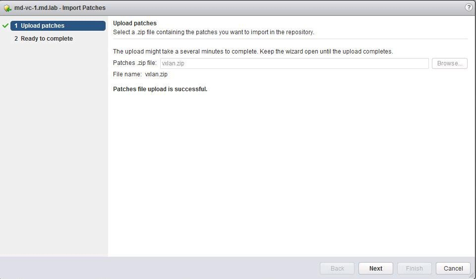 Install Vmware NSX VIBS using Update Manager_3