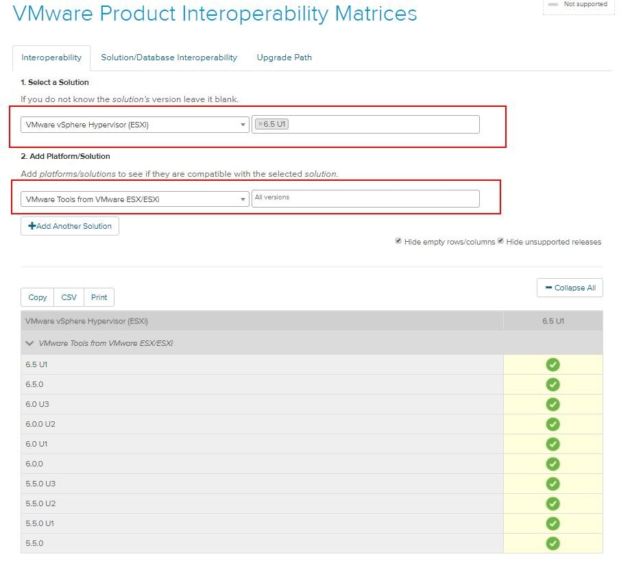 All you need to know about VMware Tools and VMware Tools Version