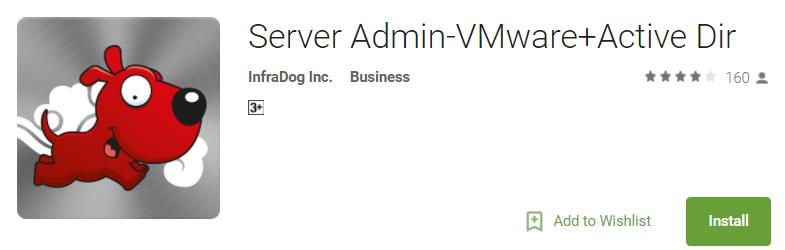 Top 5 Android Mobile App for VMware Administrators_Infradog