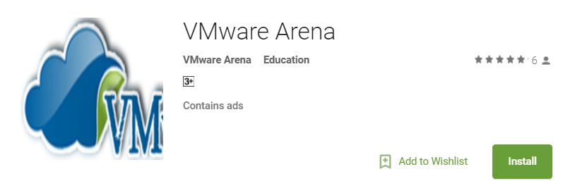 Top 5 Android Mobile App for VMware Administrators_vmwarearena