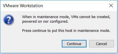 Manage ESXi hosts and Virtual Machines using VMware Workstation_6
