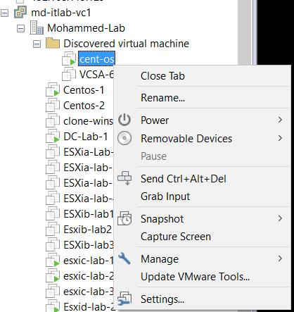 Manage ESXi hosts and Virtual Machines using VMware Workstation_9