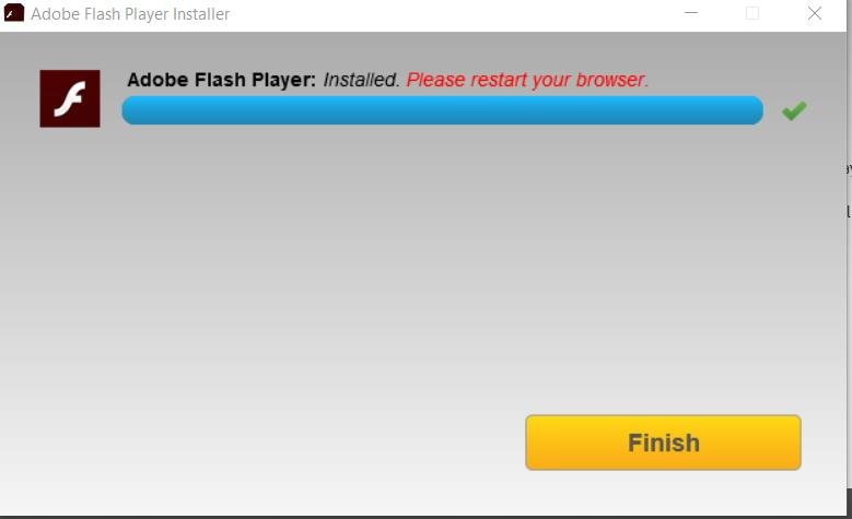Resolved Adobe Shockwave Flash Crashed with vSphere Web Client