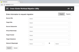 Top 21 Must-have VMware tools-Cross vCenter Workload Migration Utility