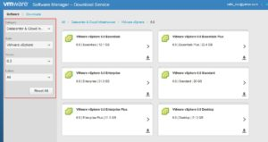 Top 21 Must-have VMware tools-VMware Software Manager