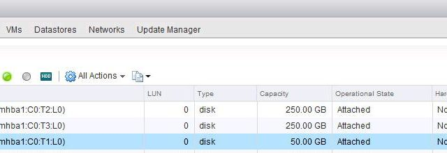 Create All-Flash vSAN Disk Group