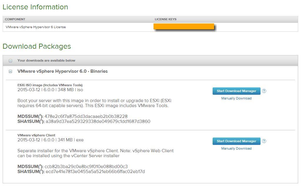 vmware license key free